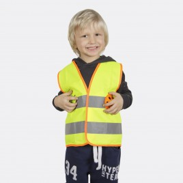 High Vis Vest for children YoYo-K201/P