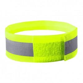 Reflexarmband - gelb