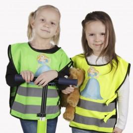Kamizelka odblaskowa dla dzieci K203 Księżniczka
