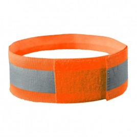 Reflective armband – orange