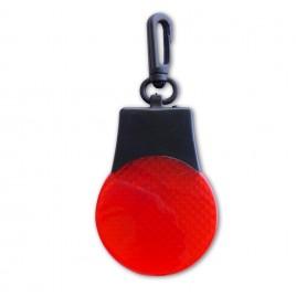 Brelok pulsacyjny LED - czerwony