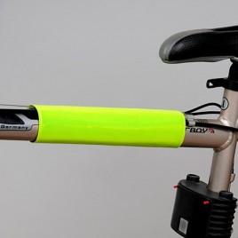 Rękaw odblaskowy na rower
