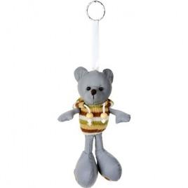 Reflektierende Schlüsselanhänger TEDDY
