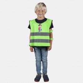 Kamizelka odblaskowa dla dzieci K203 KID Chłopiec