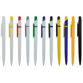 Długopis plastikowy BRAVO (pakiet 500 szt)