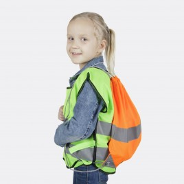 Kamizelka odblaskowa dla dzieci K203 KID