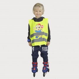 High Vis Vest for children YoYo-K203 STOP