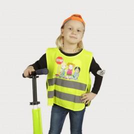 Kamizelka odblaskowa dla dzieci K203 STOP-2