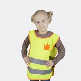 Kamizelka odblaskowa dla dzieci K203