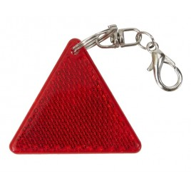 Red SEFE reflective triangle hanger