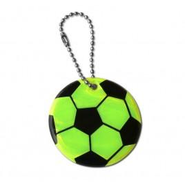 Piłka - zawieszka odblaskowa miękka