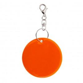Zawieszka odblaskowa miękka pomarańczowa REFLECT