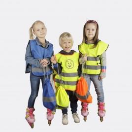 Kamizelka odblaskowa dla dzieci K203 B2