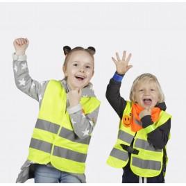 Kamizelka odblaskowa dla dzieci K201/Ż