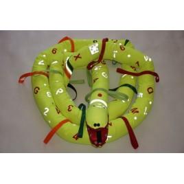 Odblaskowy wąż spacerowy 5 M