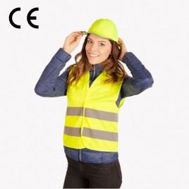 Kamizelka odblaskowa dla dorosłych YG801A - żółta CE