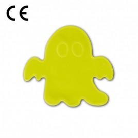 Reflective sticker - ghost