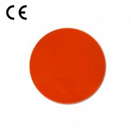 Reflective sticker - wheel