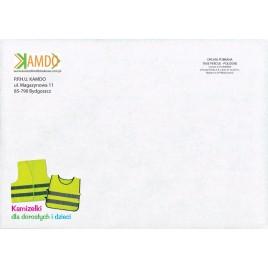 Correspondence envelope C4