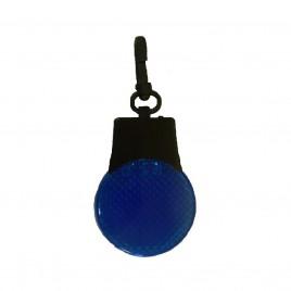 Пульсирующий брелок LED (голубой)