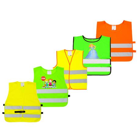 High Vis vests for children