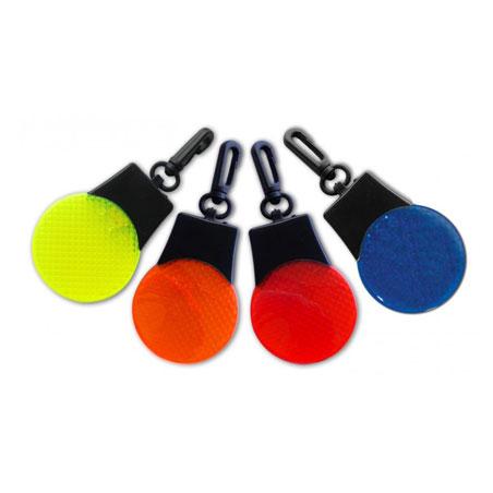 Pulsierende LED-Schlüsselanhänger